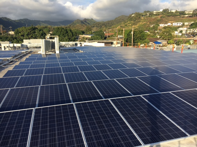 Hawaii Solar Projects